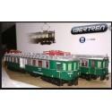 IBERTREN 46043. H0 UT-300 RENFE, librea verde.
