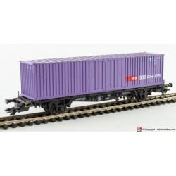 MARKLIN 4852. H0 Vagón de Mercancías, EXPORT, SBB.