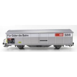 MARKLIN 4834. H0 Vagón cerrado de mercancías de la SBB.