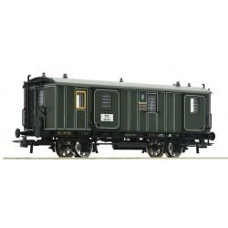 ROCO 74902. H0 Coche Furgón para equipajes KBAY.