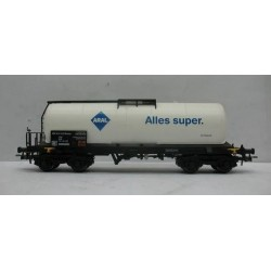 ELECTROTREN 5860. H0 Vagón cisterna ARAL de la DB.