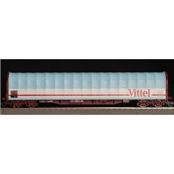 ROCO 66317. H0 Vagón de mercancías VITTEL, de la SNCF.