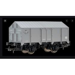 ELECTROTREN HES6016. H0 Vagón cubierto PX RENFE Maquetren 2020.