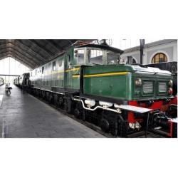 ELECTROTREN 3022. Locomotora Eléctrica RENFE 7507