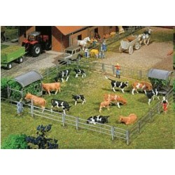 FALLER 130526. Comedores Animales H0