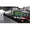 ELECTROTREN 3022S. Locomotora Eléctrica RENFE 7507 H0.Digital con Sonido CC