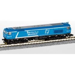 STR10102B. N Locomotora Diésel - 319-324-0 AZVI