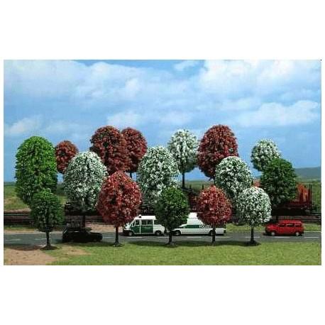 BUSCH 6584. Árboles en flor N. 18 unidades