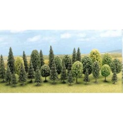 BUSCH 6589. N Bosque completo . 30 árboles