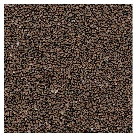 BUSCH 7066. Balasto medio marron oscuro H0/N