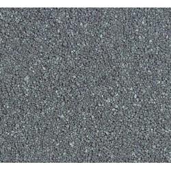 BUSCH 7069. Balasto fino gris oscuro H0