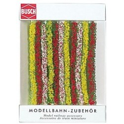 BUSCH 7152. Setos con flores H0/N