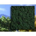 BUSCH 7318. Foliage denso verde oscuro H0/N