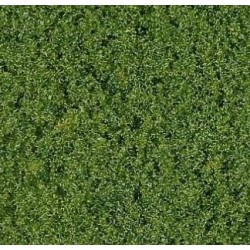 BUSCH 7322. Flocaje fino, verde medio H0/N