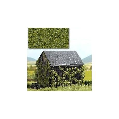 BUSCH 7345. Placa foliage verde oscuro/claro H0/N