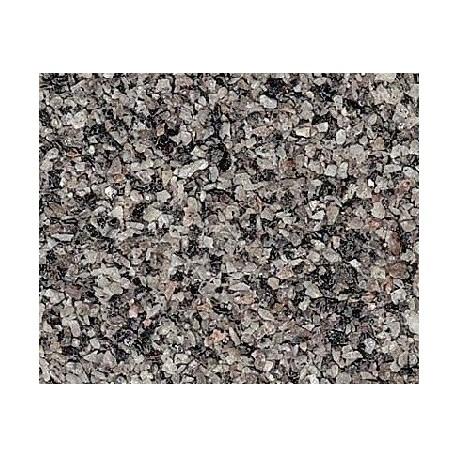 BUSCH 7513. Balasto medio blanco/negro H0/N