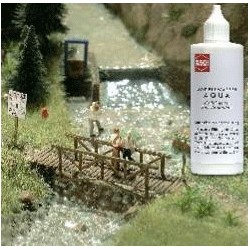 BUSCH 7589. Agua artificial para modelar 125 ml