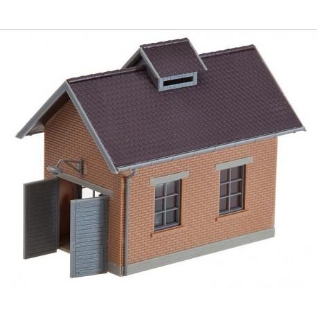 FAL120139. Caseta con compresor y accesorios H0
