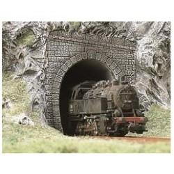 BUSCH 8190.N Portal túnel 1 vía. 2 unidades