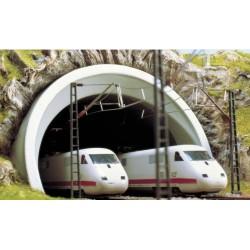BUSCH 8195. N Portal túnel ICE doble vía