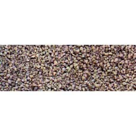 WOODLAND B75. Balasto fino gris medio H0/N