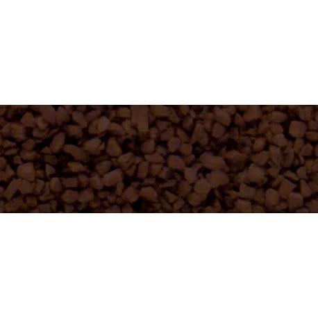 WOODLAND B85. Balasto grueso marrón oscuro H0/N