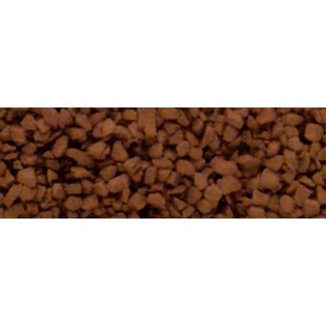 WOODLAND B86. Balasto grueso marrón H0/N