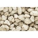 WOODLAND C1273. Talus extra grueso beige. Imitación rocas.