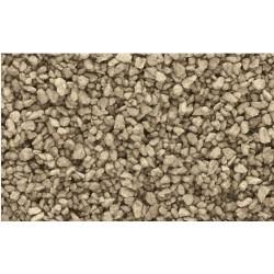 WOODLAND C1274. Talus fino marrón. Imitación rocas artificiales