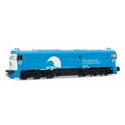 ARNOLD 2243. N Locomotora diesel 321, Mantenimiento Infraestructura RENFE