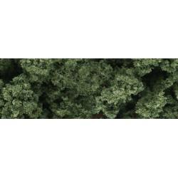 WOODLAND FC136. Foliage fino verde medio H0/N