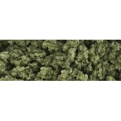 WOODLAND FC144. Foliage grueso verde oliva H0/N
