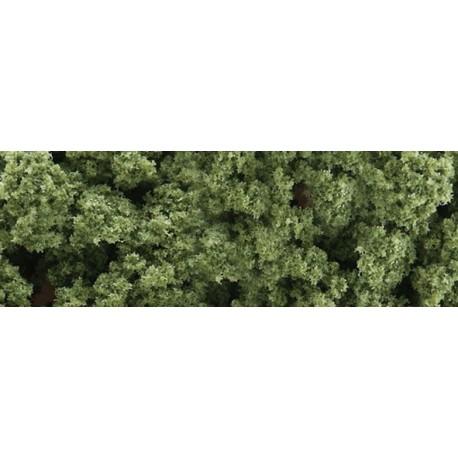 WOODLAND FC145. Foliage grueso verde claro H0/N