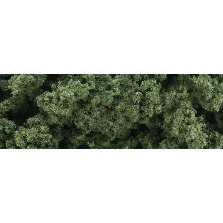 WOODLAND FC146. Foliage grueso verde medio H0/N