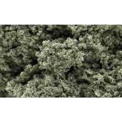 WOODLAND FC57. Foliage clusters verde claro H0/N. Bolsa para cubrir 750 cm.