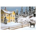 WOODLAND SN140. Bote de nieve para escenografía