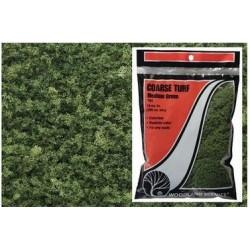 WOODLAND T64. Espuma gruesa Cesped verde medio