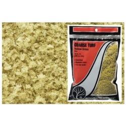 WOODLAND T61. Espuma gruesa Cesped amarillo hierba