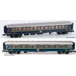 KATO 23312. Coche Cama 3542 CIWL Orient Express N