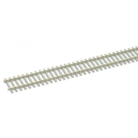 PECO SL-102. Vía recta flexible 914 mm. Código 100 H0