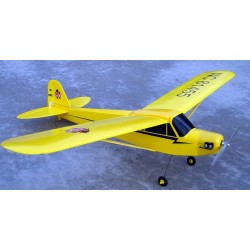 CHAVES 5589301. Avión RC Eléctrico biplano J-3 Grasshopper