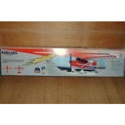 CHAVES 75100. Avioneta Radio Control AIRLINE, cargador y batería
