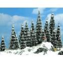 BUSCH 6566. N 20 Pinos nevados