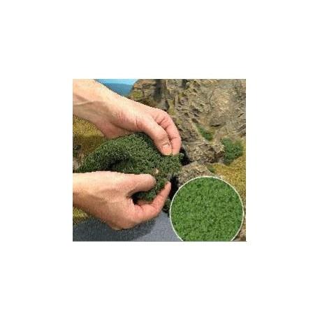 BUSCH 7341. Placa foliage fino, verde claro 15 x 25 cm H0/N