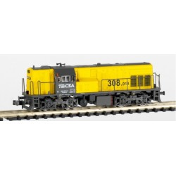 STARTRAIN 70917B. N Locomotora diésel 308-018-1, TECSA