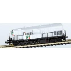 """STARTRAIN 60919. N Locomotora diésel 308-009-0, """"Cementos Tudela Veguín"""""""