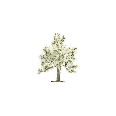 BUSCH 6331/4. H0 Arbol frutal con flores blancas 75 mm