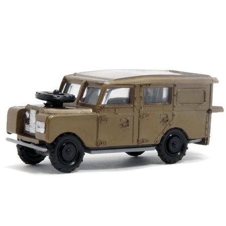 EKO 2116. H0 Land Rover largo Safari