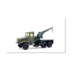 EKO 4052. H0 Camión GMC 2.5 Tn grúa