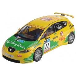 SCALEXTRIC 63380. Seat Leon BTCC Plato